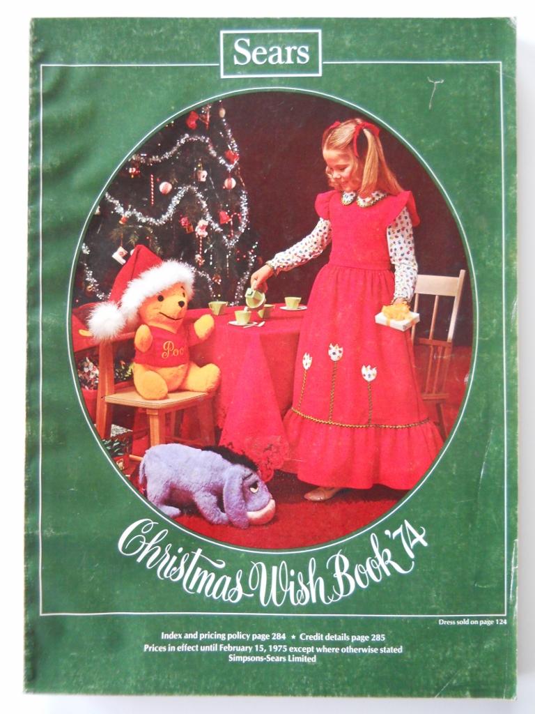 1965 Sears Christmas Catalog