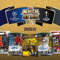 TOPPS Match Attax 101 2020/21 Trading Card Game