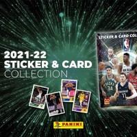 2021-22 PANINI NBA Sticker & Card Collection