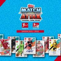 TOPPS Bundesliga Match Attax 2021/22 Trading Card Game