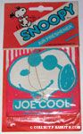 Joe Cool Portrait Air Freshener