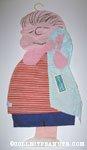 Linus with Blanket Pajama Bag