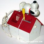 Peanuts & Snoopy Electric Toothbrushes