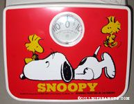 Snoopy & Woodstock Bathroom Scale