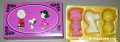 Charlie Brown, Snoopy and Lucy Soaps