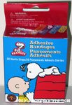 Snoopy on Doghouse with Charlie Brown Bandages