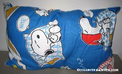 Snoopy Sleeping