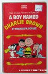 A Boy named Charlie Brown Books