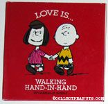 Love is Walking Hand in Hand