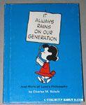 Peanuts Hallmark Books - Philosophy Books