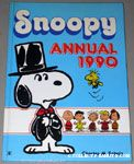 Snoopy Annual 1990