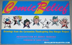 Comic Relief - Cartoonist Thanksgiving Day Hunger Project