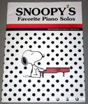 Snoopy's Favorite Piano Solos
