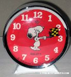 Snoopy with Checker Flag