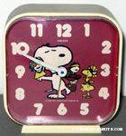 Snoopy & Woodstock Pawpet theater Alarm Clock