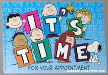 It's time for your appointment