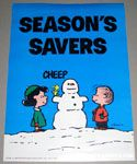 Season's Savers Poster