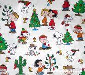 Peanuts & Snoopy Fabric
