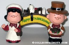 Thanksgiving Peanuts Gang Sign