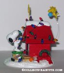 'Getting Ready for Christmas' Figurine