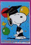 Graduation Day Snoopy