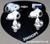 Snoopy Walking Barrette
