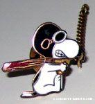 Peanuts & Snoopy Tie Accessories