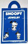Peanuts & Snoopy Aviva Earrings