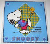 Peanuts & Snoopy Bandanas & Handkerchiefs