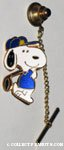 Snoopy Golfer Tie Tack