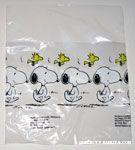 Snoopy & Woodstock Sandwich Baggie