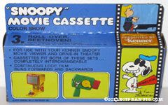 Roll Over, Beethoven! Movie Viewer Cartridge