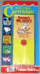Snoopy's Big Party Movie Viewer Cartridge