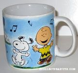 Peanuts & Snoopy Applause Mugs
