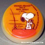 Snoopy with CB radio Nightlight