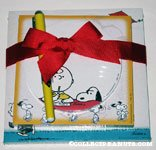 Charlie Brown & Snoopy Notepad Set