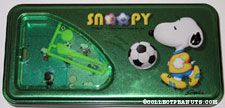 Snoopy Soccer Game