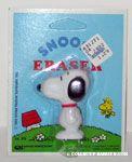 Peanuts & Snoopy Erasers