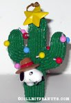 Spike on Cactus Ornament