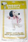 Snoopy Gingham Accent Shirt