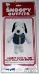 Snoopy Down Vest