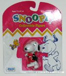 Peanuts & Snoopy Irwin PVC Figurines