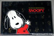 Snoopy raising his hand Notebook
