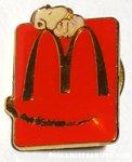 McDonald's Peanuts & Snoopy Pins