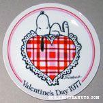 Valentine's Day 1977