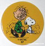 Peanuts & Snoopy Pogs & Accessories