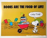 Books are the food of life