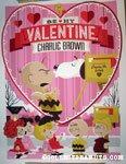 Be My Valentine, Charlie Brown by Jayson Weidel - Standard