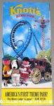 Knott's Berry Farm 'America's First Theme Park' Brochure