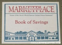 Knott's Berry Farm Book of Savings